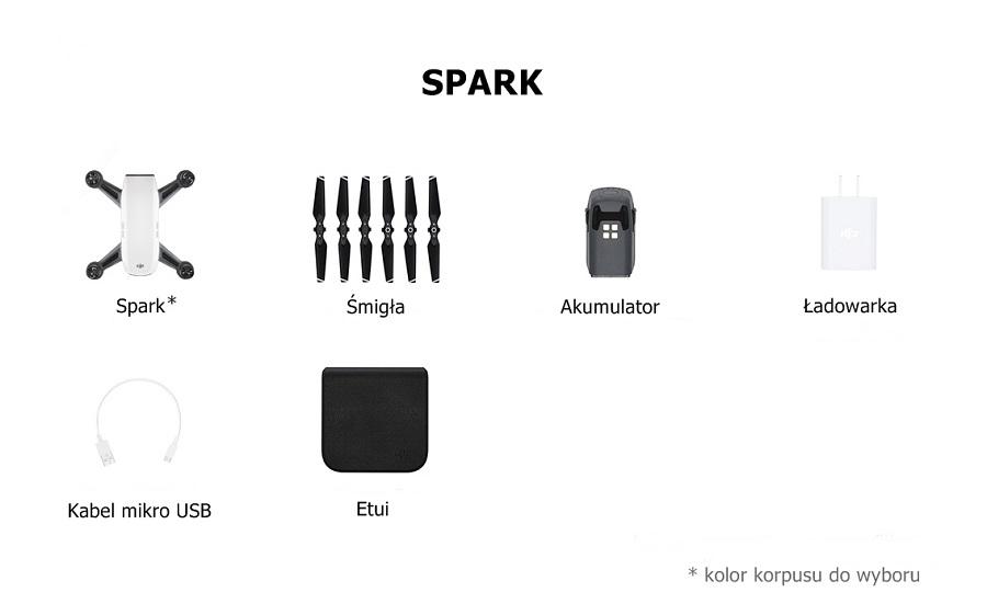 DJI Spark sklep